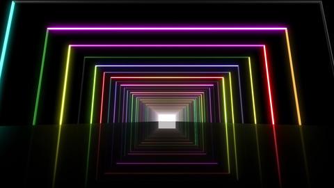 Neon tube T Fp A L 1 HD CG動画