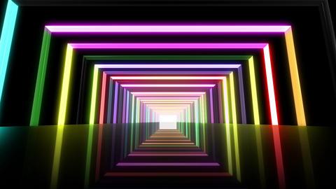 Neon tube T Fp B L 1 HD CG動画