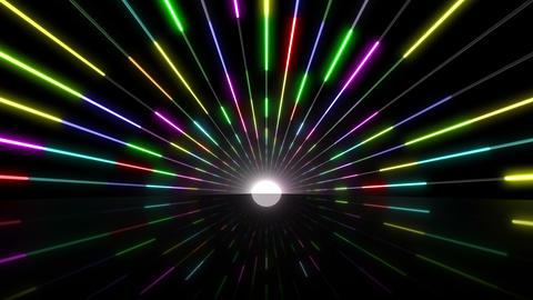 Neon tube T Fy C S 1 HD CG動画