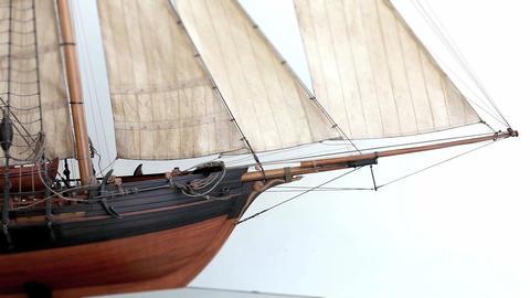 Sailing ship Footage