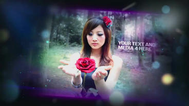 Fashion Star After Effects Template