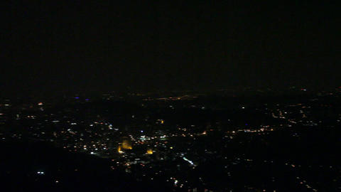 night view of Taipei 101 from Mao Kong Animation