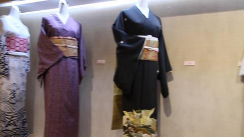 Taiwan Folk Art Museum kimono room Animation