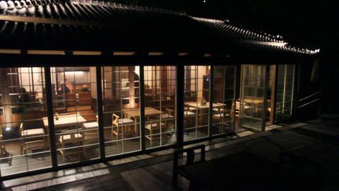 Taiwan Folk Art Museum restaurant 動畫