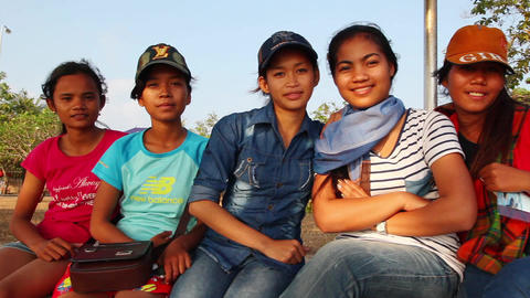 Children, Cambodia Live Action