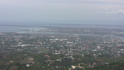 View of Cebu city, Philippines Footage