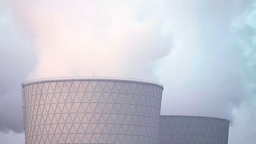 Thermal Power Plant Footage