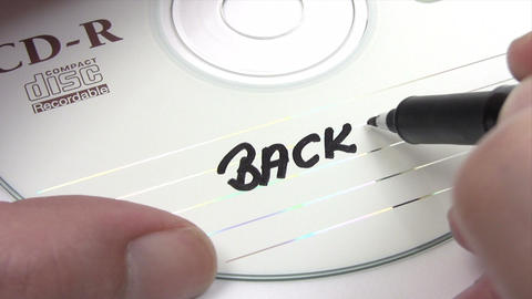 Backup CD Footage