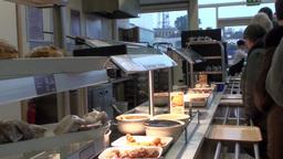 Cafeteria Footage