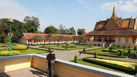 Videography Royal Palace Footage