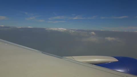 Aerial view Footage