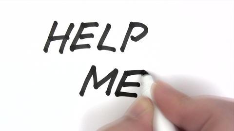 Help Me Footage