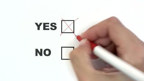 Voting Footage