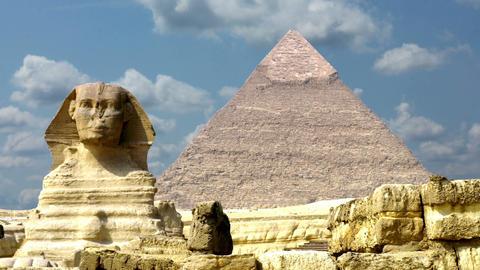 Pyramids Footage