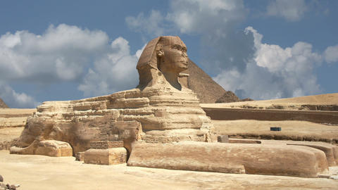 Sphinx stock footage