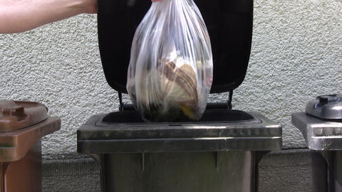 Taking the Trash Out Footage