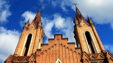 Church stock footage