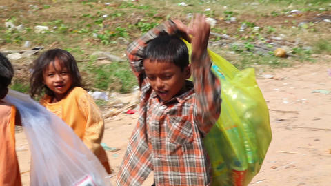 Children. Cambodia.