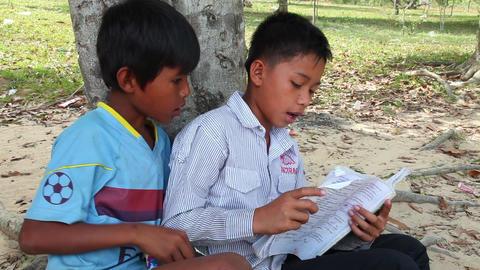 Children. Cambodia. 2