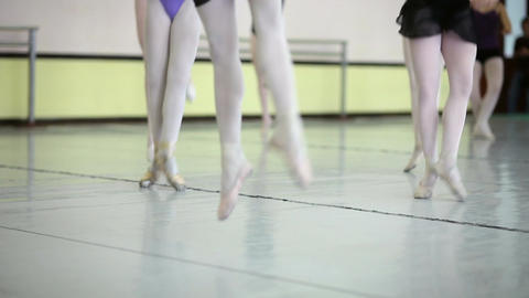 Ballet Dancers Footage
