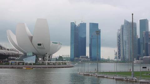 Singapore 03 stock footage