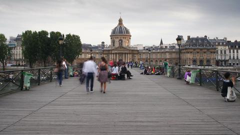Paris, France Live Action