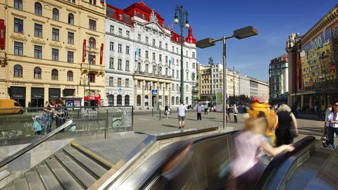 Prague, Czech Republic Live Action