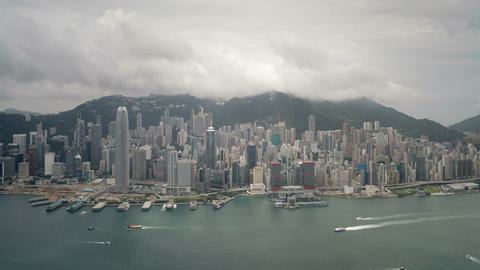 Hong Kong, China Footage