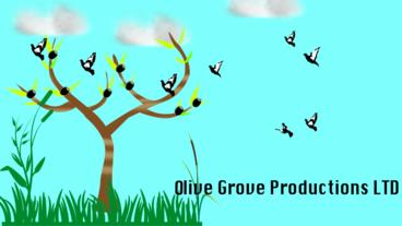 Olive Grove Apple Motion Template