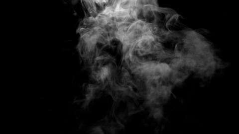 Smoke 6 Loop stock footage