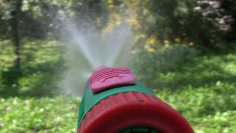 Watering Footage