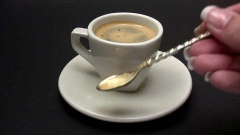 Coffee Break Footage