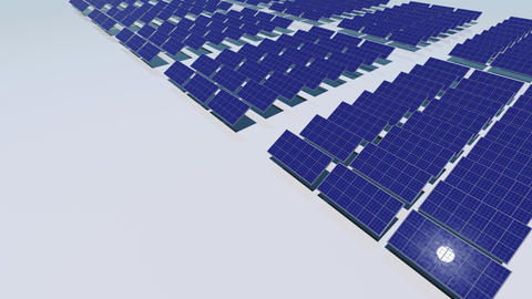 Solar Panel Cc HD Stock Video Footage