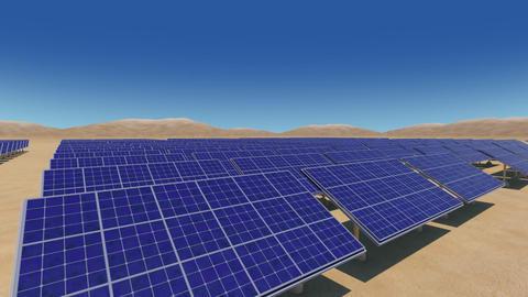 Solar Panel Sa HD Stock Video Footage
