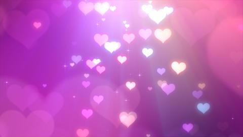 Neon light BhL HD Stock Video Footage
