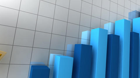 graph 13 Stock Video Footage