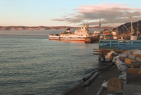 Baikal 1 Stock Video Footage