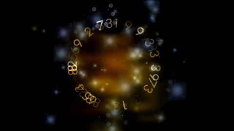 galaxy data Stock Video Footage