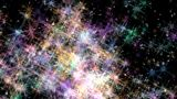 Dazzling Sparkles stock footage