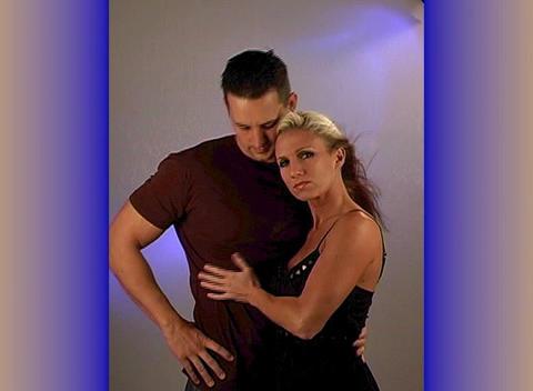 Beautiful, Loving Couple 3 Stock Video Footage