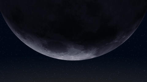 Moon Shadow (30fps) Stock Video Footage