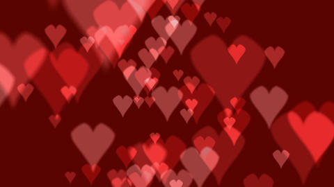 heart background 02 Animation