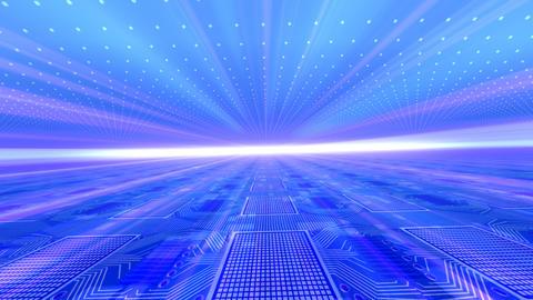 Future tech space 2 Ca Animation