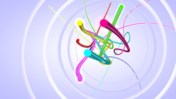 Colorful Lines Animation