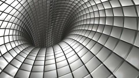 ciclo steel mesh Stock Video Footage