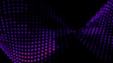 Light Balls Purple Tint 1080 stock footage
