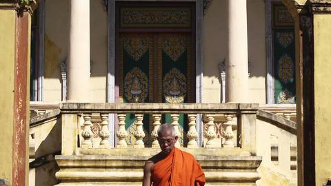Monastery Footage