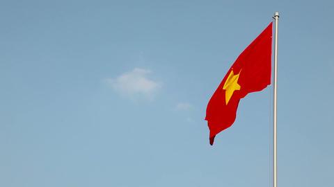 Ho Chi Minh Mausoleum Stock Video Footage