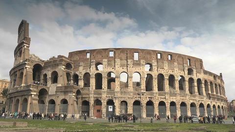 Colosseum Footage