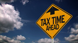 Tax Time Stock Video Footage